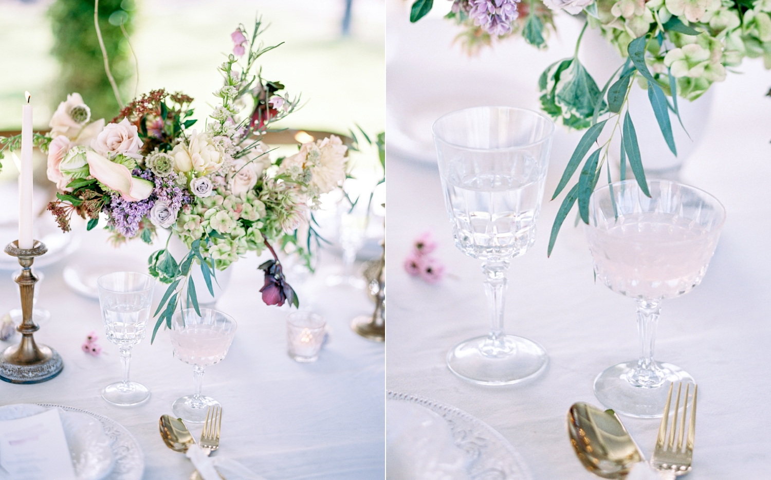 Lavender inspired styled shoot   Venue at the Grove   Film Wedding ...