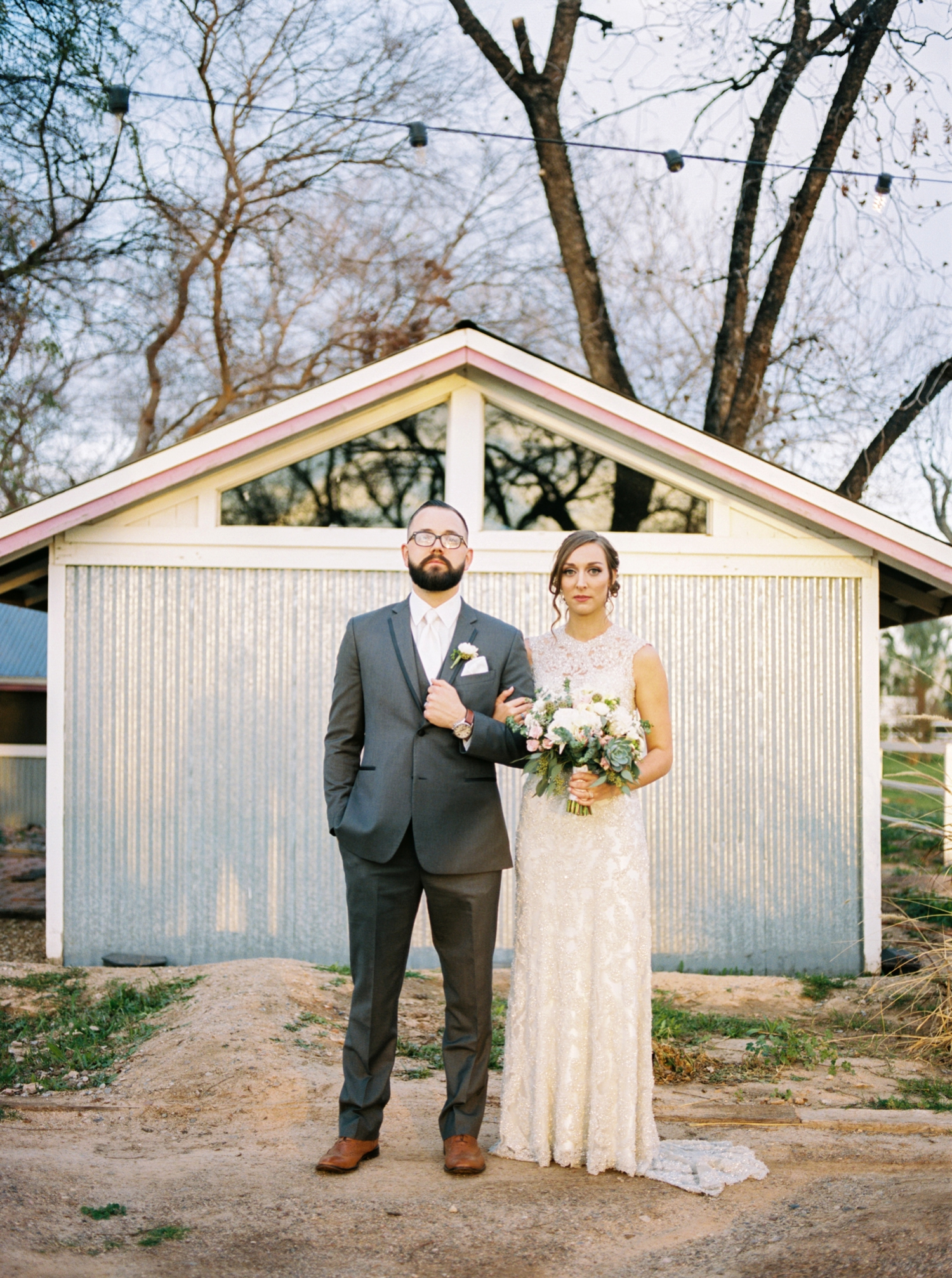 The Farm at South Mountain Wedding